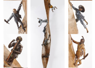 """Fly paper Bronze 144"""" h2"""